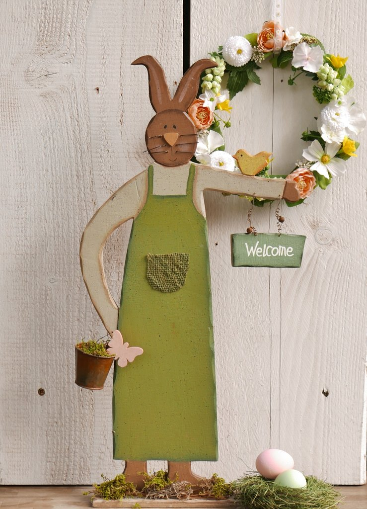 Hase *Welcome*